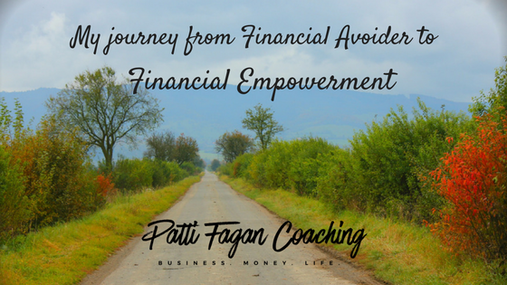 My journey from financial avoider to financial empowerment