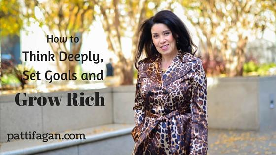 Set Goals and Grow Rich